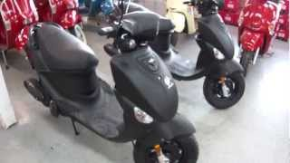 1. 2012 GENUINE SCOOTER Psycho Buddy 125
