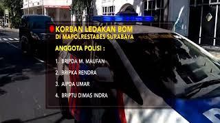 Video Daftar Korban Ledakan Bom di Polrestabes Surabaya - Breaking iNews 14/05 MP3, 3GP, MP4, WEBM, AVI, FLV Mei 2018