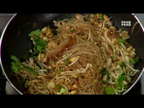 Thai Fried Noodles – Sanjeev Kapoor's Kitchen