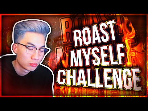 Roast Yourself Challenge! (Diss Track) (видео)