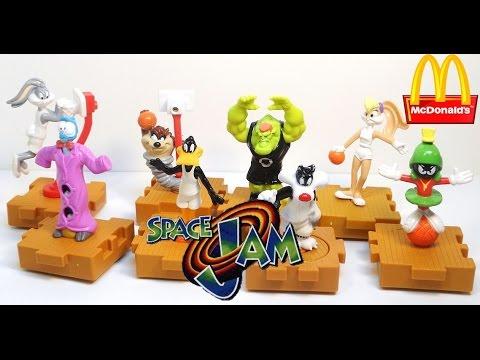 Coleccion Completa: Looney Tunes Space Jam 1996