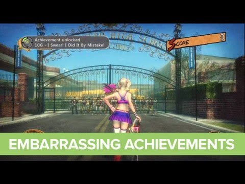 8 Embarrassing Achievements You Don't Want on Your Gamercard