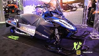 8. 2016 Arctic Cat Bearcat LT 3000 Sled - Walkaround - 2015 Toronto Snowmobile & ATV Show