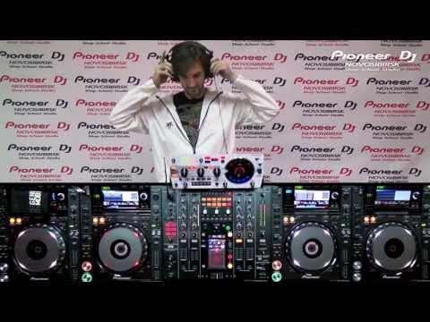 iDOLEAST (Nsk) @ Pioneer DJ Novosibirsk (видео)