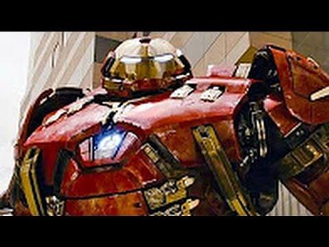 鋼鐵人死忠粉絲絕對不能錯過的精采畫面,鋼鐵人歷年來『著裝』畫面集錦!