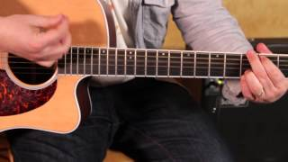 "How to Play ""Best Day of My Life"" by American Authors - Acoustic Songs on guitar - Lesson"