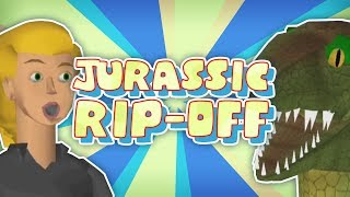Video What the HELL is Wolf Tracer's Dinosaur Island? (A Jurassic Rip-Off) MP3, 3GP, MP4, WEBM, AVI, FLV Maret 2019