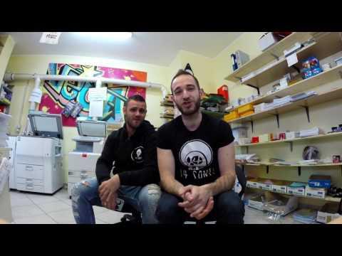 Virale la cover di 'Occidentali's Karma sui crateri di Chieti VIDEO