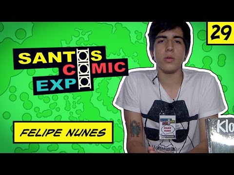 E29 FELIPE NUNES | SANTOS COMIC EXPO 2014