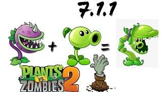 Video Todas Las Fusiones De Plantas En Plants Vs Zombies 2 - Version 7.1.3 MP3, 3GP, MP4, WEBM, AVI, FLV Juni 2019