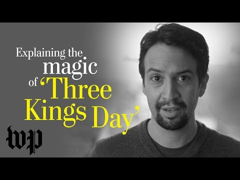 Opinion | Lin-Manuel Miranda explains the magic of Three Kings Day