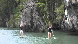 Thailand Stand Up Paddleboard Island Adventue Tour Koh Lanta Style