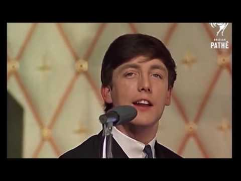 Dave Clark Five (with Mike Smith): Glad All Over (COLOR ...