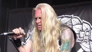 Torcy France  city pictures gallery : Fall Of Summer 2016 - MEMORIAM - Spearhead [BOLT THROWER cover] - Torcy, France - 03/09/2016