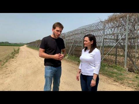 Αυτοψία στην απαγορευμένη ζώνη των ελληνοτουρκικών συνόρων…