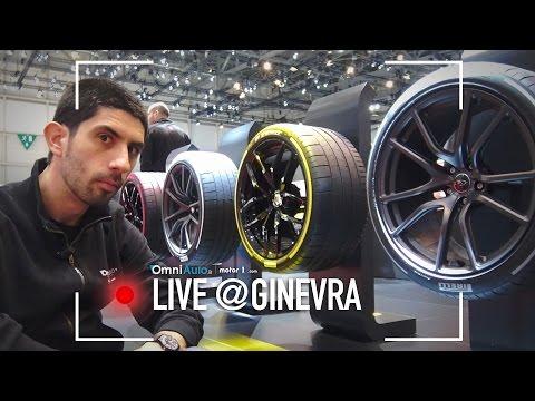 Pirelli, la gomma colorata e connessa
