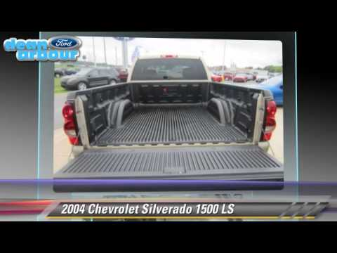 2004 Chevrolet Silverado 1500 LS - West Branch