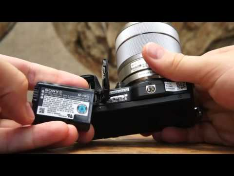 endgadget Reviews the Sony NEX-5R