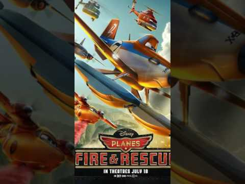 Planes- Fire And Rescue (2014) 720p BRRip Donwload Link In Description Digi Capture