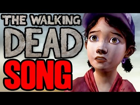 The Walking Dead Song 'after The End of The World' Music Video - Tryhardninja