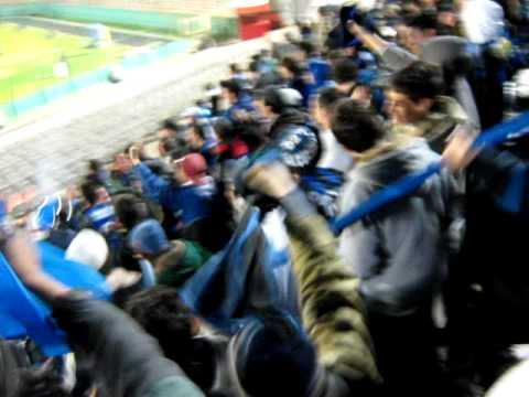 La banda Negriazul - Los Negros de la Cuchilla - Liverpool de Montevideo