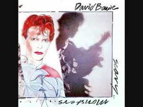 Scary Monsters (And Super Creeps) (1980) (Song) by David Bowie