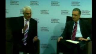 A Conversation With Alistair Darling