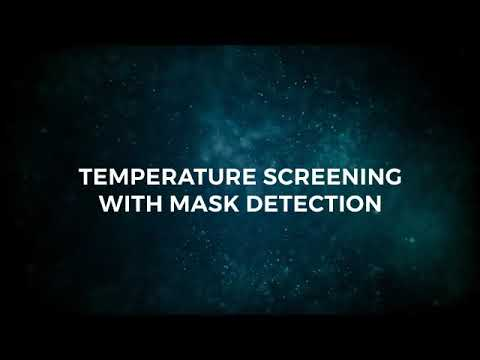COVID-19 Thermal Temperature Screening & Facial Recognition Solution