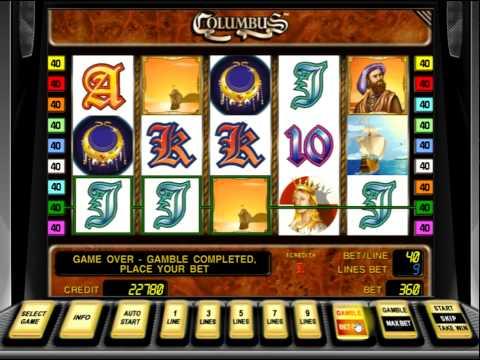 Играть в игровые автоматы бесплатно и без регистрации колумбус