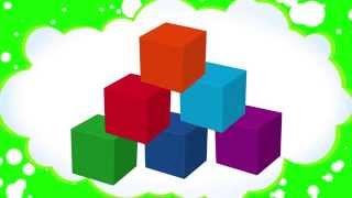 Объемные геометрические фигуры. Куб и параллелепипед.