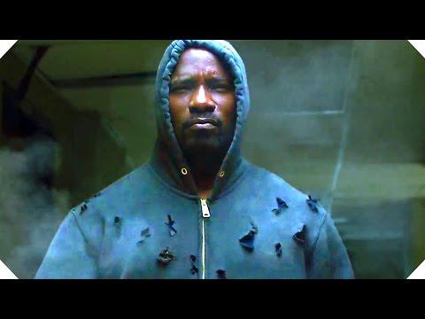 LUKE CAGE (Série Marvel, Super-Héros) - Bande Annonce FINALE / FilmsActu