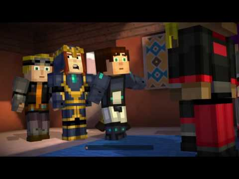 Minecraft: Story Mode episode 7 COMA's goons