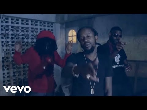 Popcaan, Jafrass, Quada - Unruly Camp (Official Video)