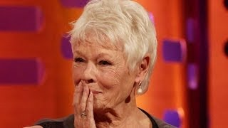 Video Dame Judi Dench goes clubbing - The Graham Norton Show: Episode 4 Preview - BBC One MP3, 3GP, MP4, WEBM, AVI, FLV Juli 2018