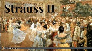 Video Strauss II -  Waltzes, Polkas & Operettas | Classical Music Collection MP3, 3GP, MP4, WEBM, AVI, FLV November 2018