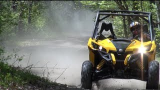 6. Can Am Maverick test drive!  PowerModz!