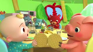 Baby Shark   +More Nursery Rhymes & Kids Songs   Cocomelon ABCkidTV