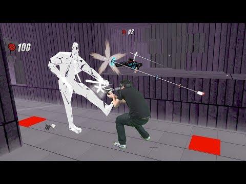 Pistol Whip VR Review!