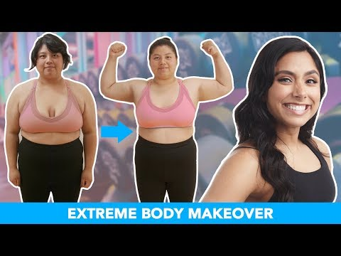 I Gave A Subscriber An Extreme Body Makeover (pcos)