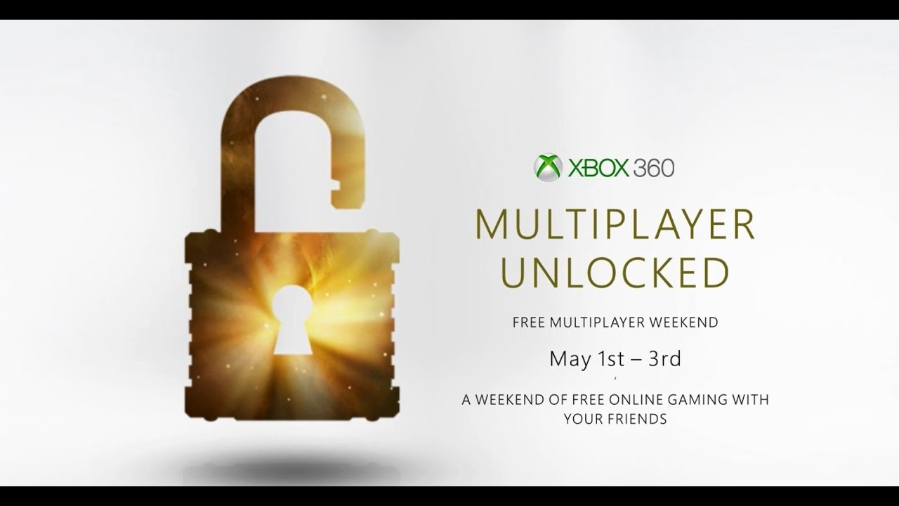 Multiplayer Unlocked | May 1 – 3