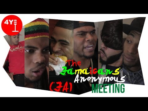 THE JA MEETING [JAMAICANS ANONYMOUS]