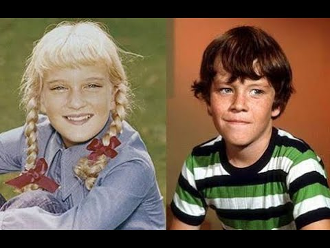 """TV's First Blended Family - Susan Olsen, Mike Lookinland, """"Cindy"""" &  """"Bobby"""",  The Brady Bunch"""