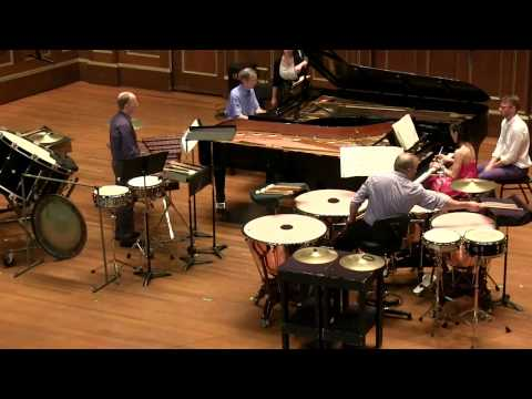 Bela Bartok – Sonata for Two Pianos and Percussion