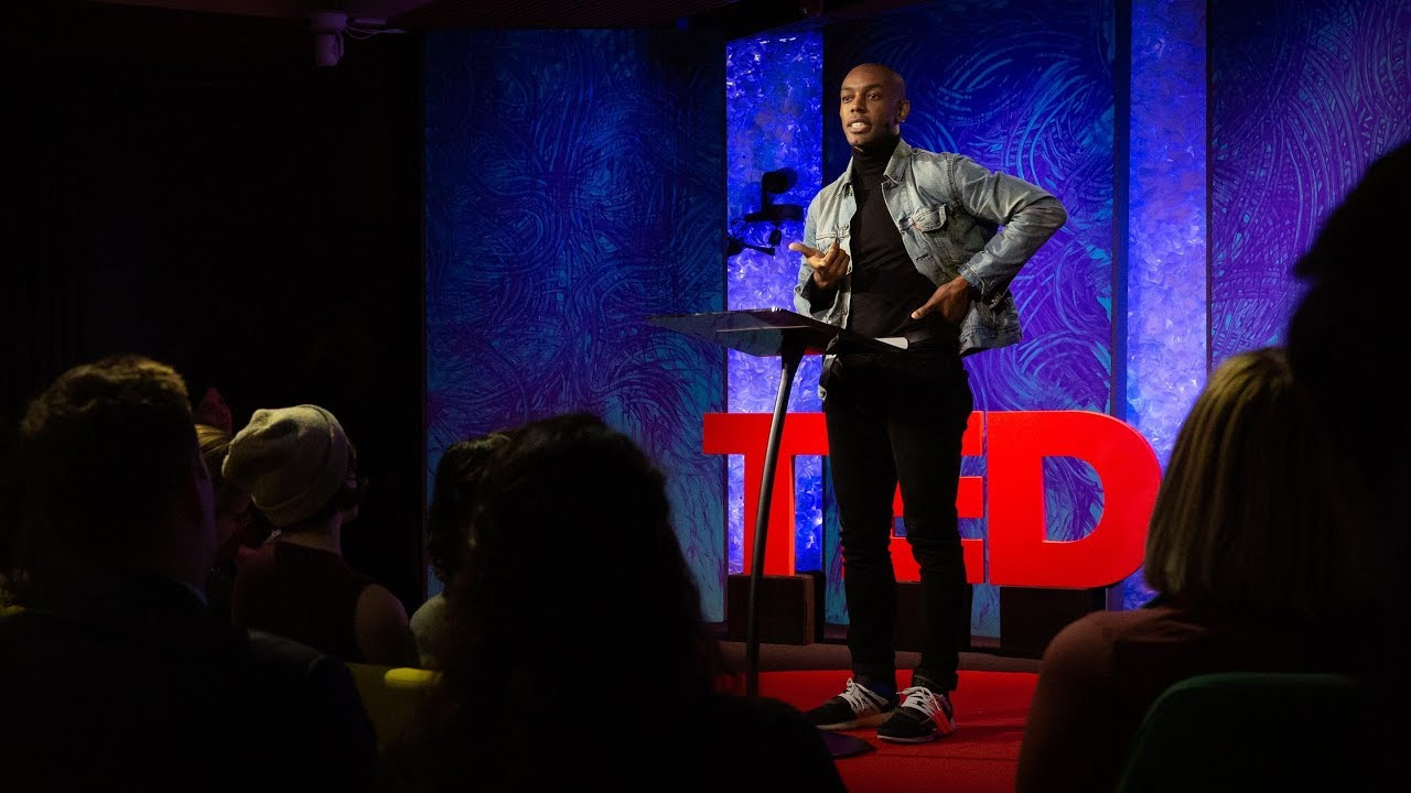 Embrace your raw, strange magic | TED