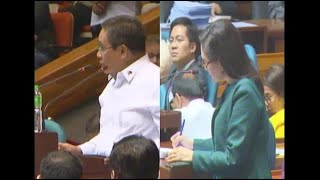 Sen. Risa Hontiveros on Saturday, July 22, 2017, raised the possibility that government forces could enforce a crackdown on terrorism and rebellion even without the implementation of martial law in Mindanao.