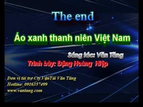 Áo xanh thanh niên Việt Nam – Đặng Hoàng Hiệp