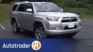 2012 Toyota 4Runner: New Car Review - AutoTrader