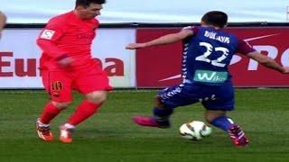 20 irre Tricks von und mit Lionel Messi