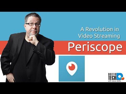 Periscope Tutorial - How to use Periscope!