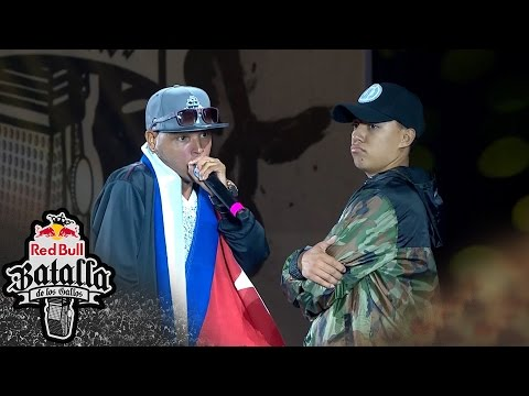 VALLEST vs CIUDADANO – Octavos: Final Internacional 2016 –  Red Bull Batalla de los Gallos